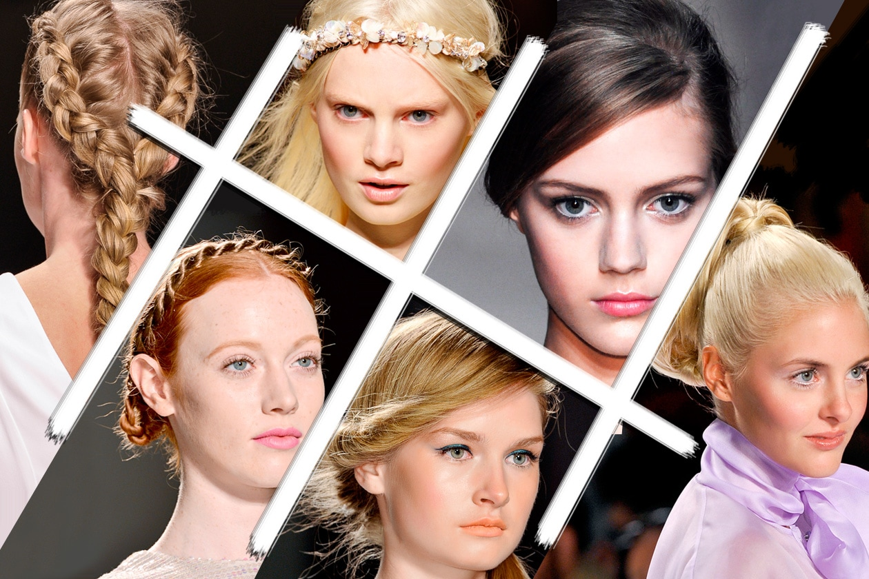 Dalle più classiche ed eleganti alle più audaci: l'hairdo del grande giorno deve rispecchiare lo stile della sposa