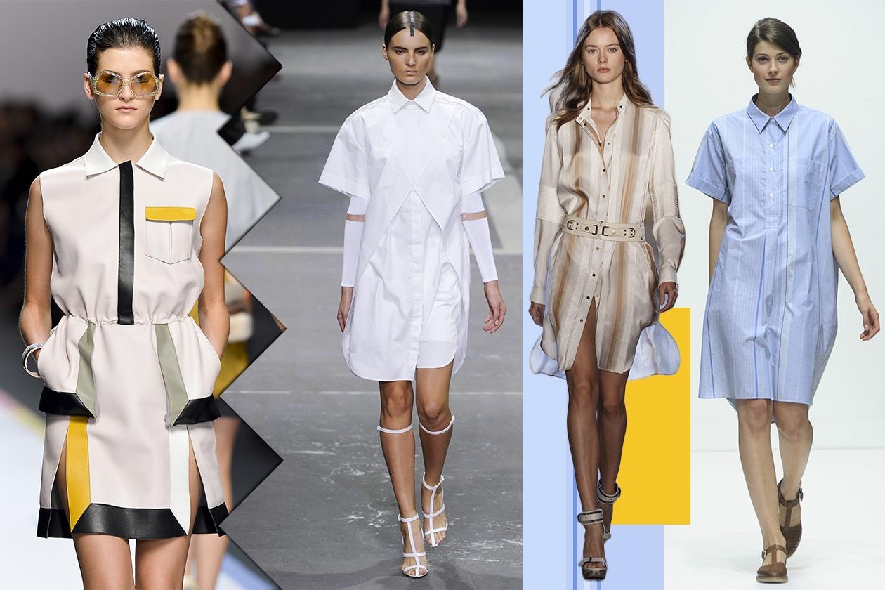 Fashion 23 must have 2013 Abito Camicia