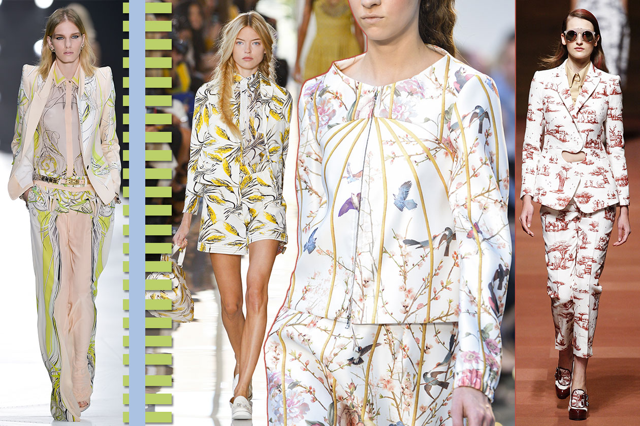 Fashion 23 must have 2013 Matching Prints