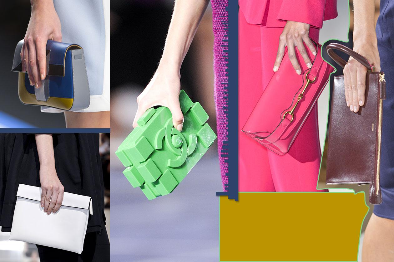 Fashion 23 must have 2013 Pochette a mano