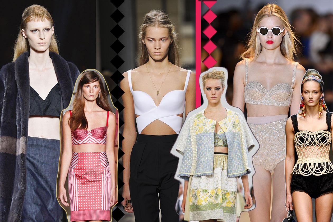 Fashion 23 must have 2013 Reggiseni