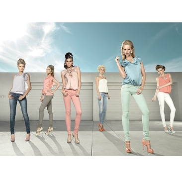 Fornarina presenta il nuovo denim Perfect Shape