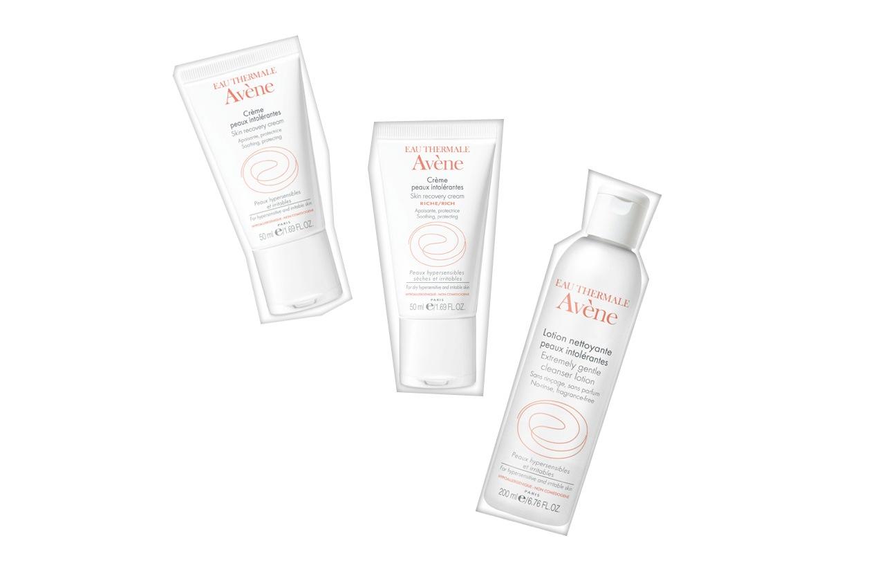 I prodotti di Avène sono ottimi, soprattutto la crema per pelli intolleranti che ricostruisce la barriera protettiva della pelle