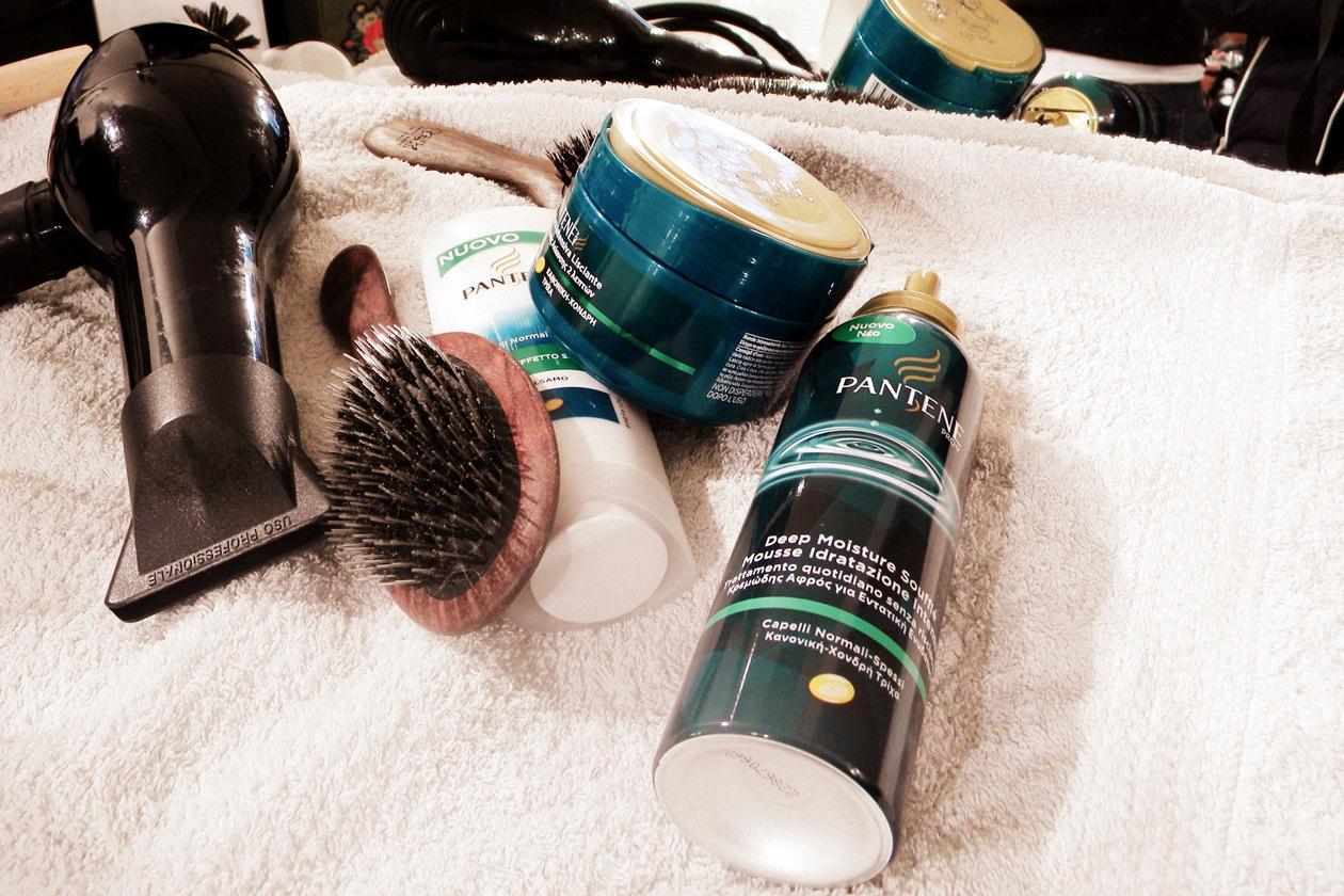 I prodotti utilizzati dagli hair stylist
