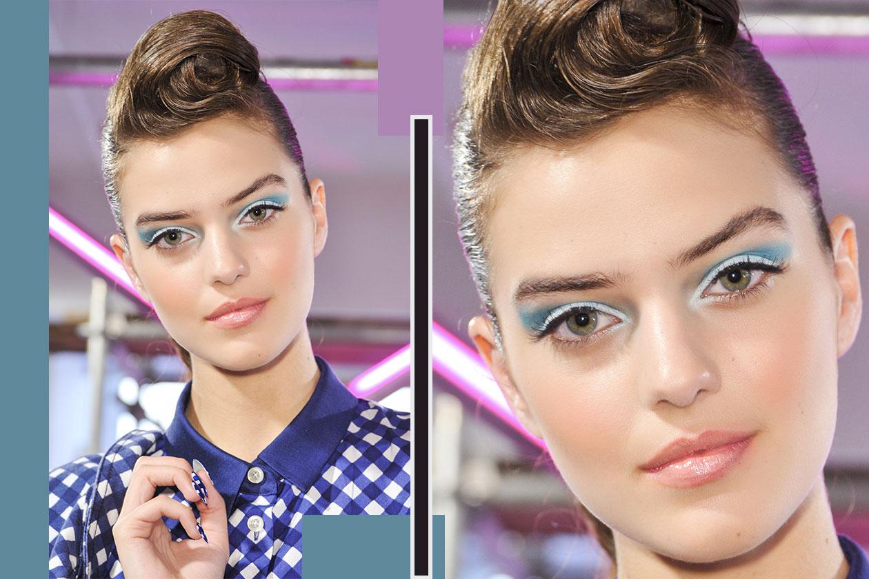 MakeUpTrends Primavera anticipo Blue&Black Kate Spade bty S13