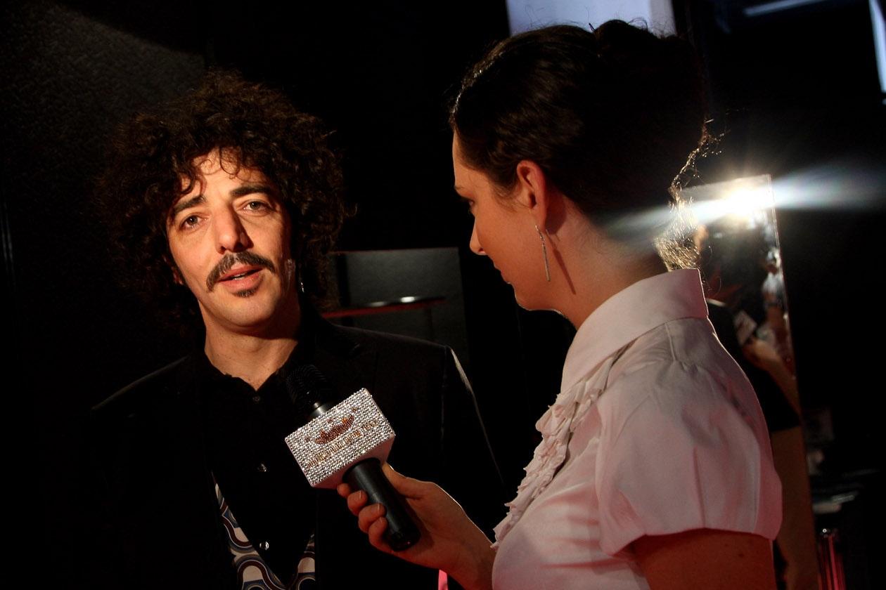 Max Gazzé intervistato