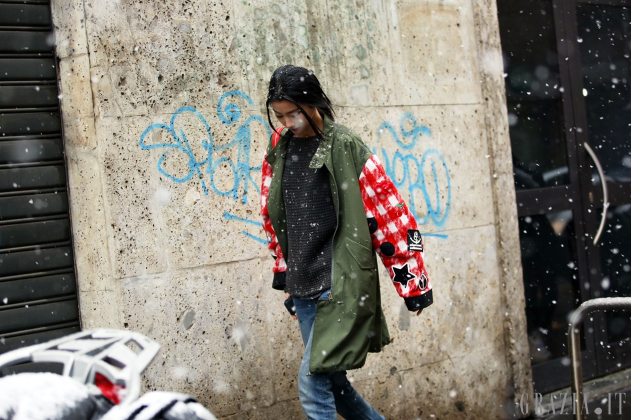 Milano street style day5 Nam 09