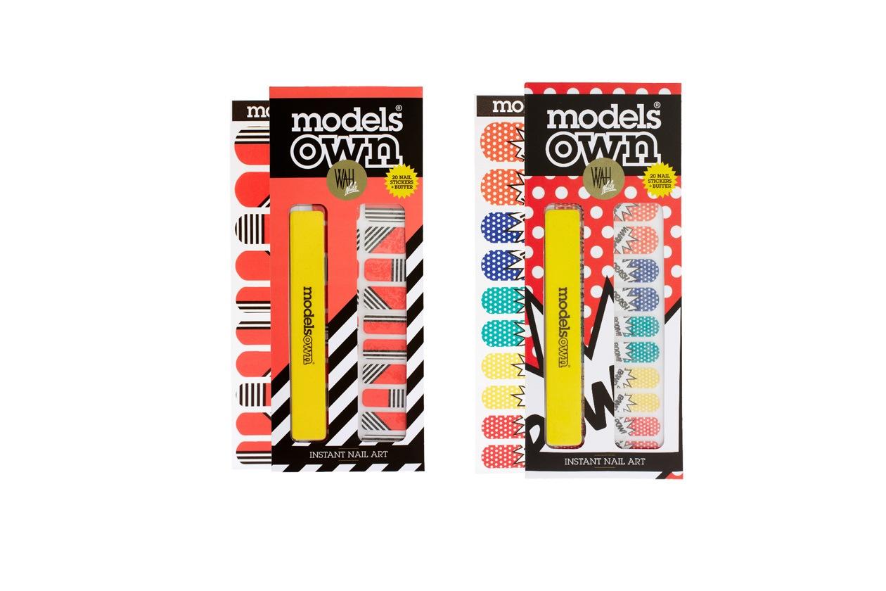 Models Own wah nails wraps