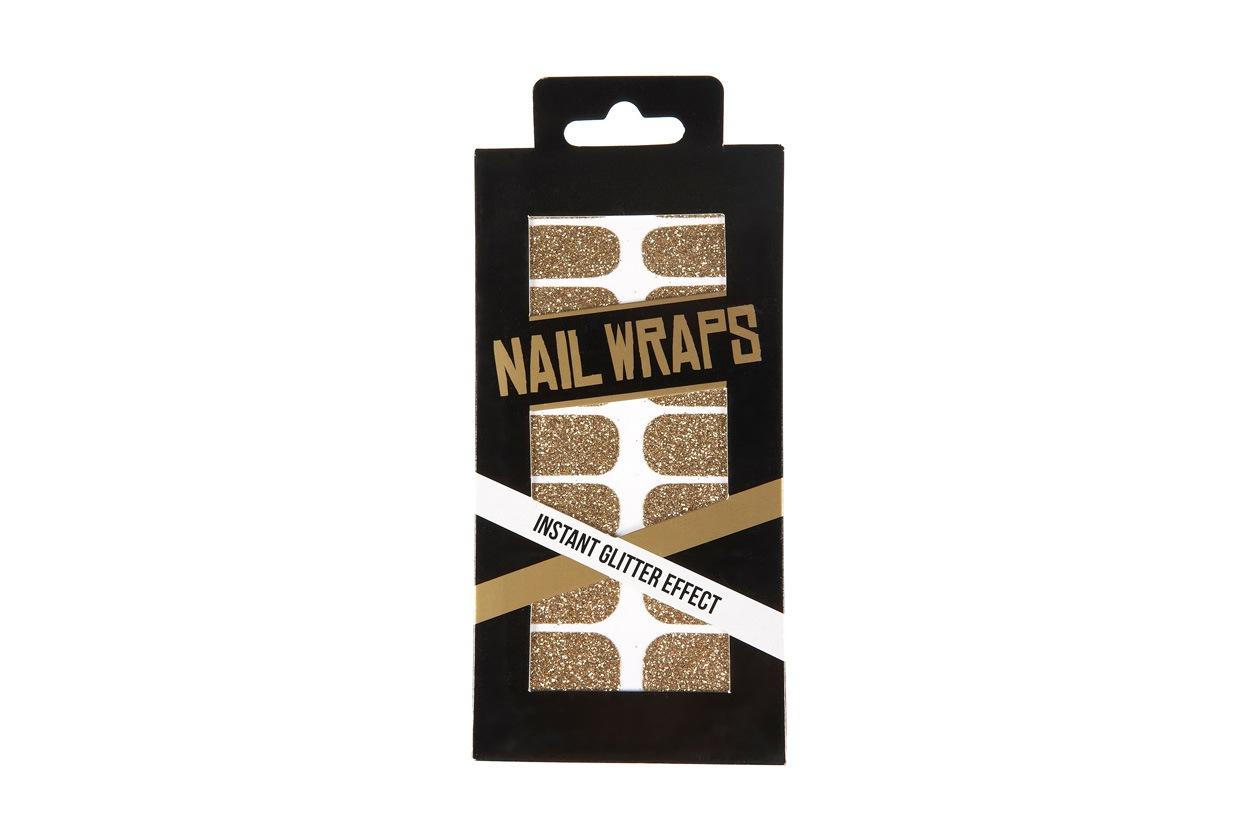 Nail Wraps Glitter Topshop