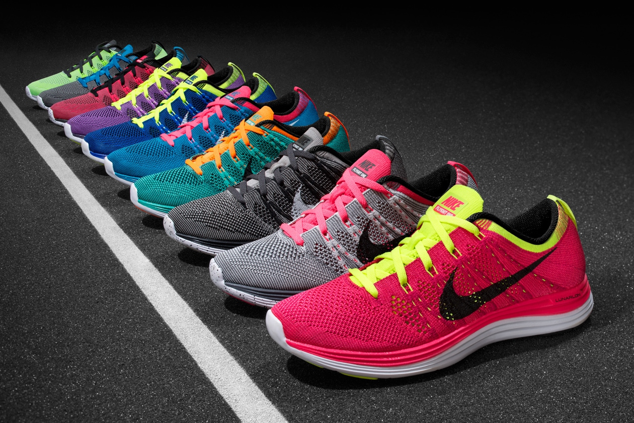 Nike Flyknit Lunar1 collection 16621