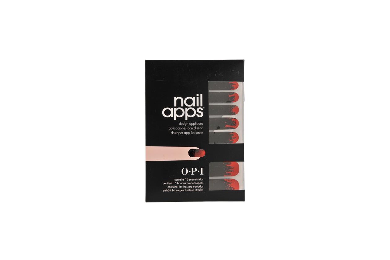 OPI Nail Apps Inferno