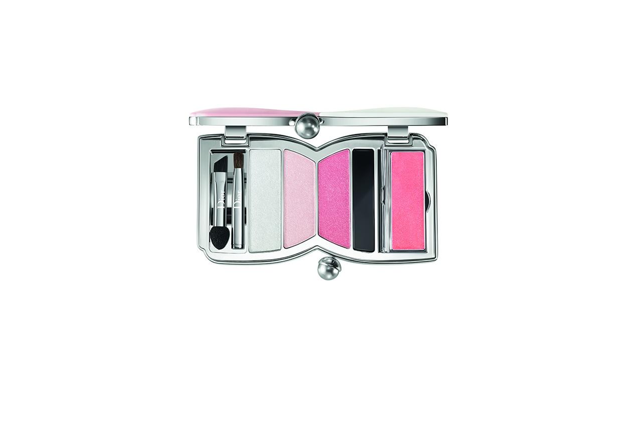 San Valentino regali Cherie Bow Palette 002 Rose Perle dior