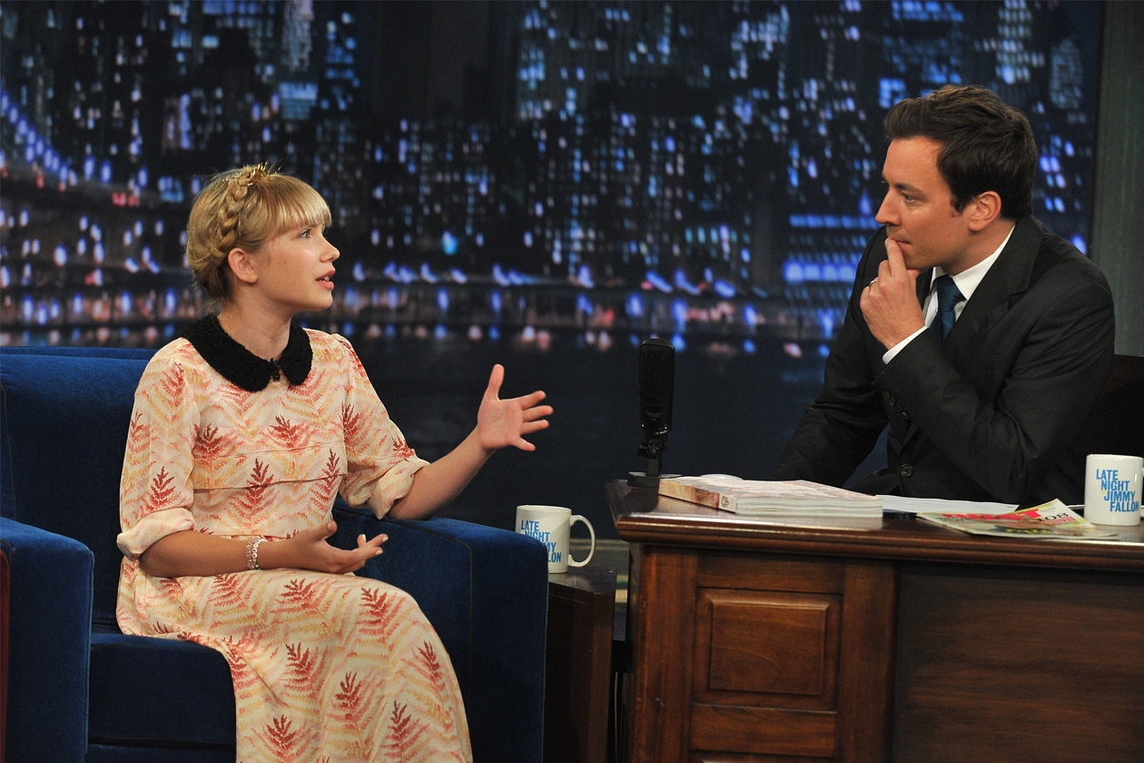 Tavi Gevinson, Late Night With Jimmy Fallon, Jimmy Fallon, Rookie – Year Book One