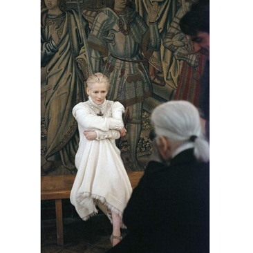 Tilda Swinton nuova testimonial Chanel