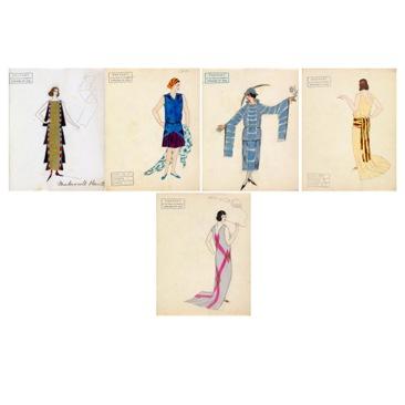 "Vionnet presenta: ""Thayaht. Between art and fashion"""