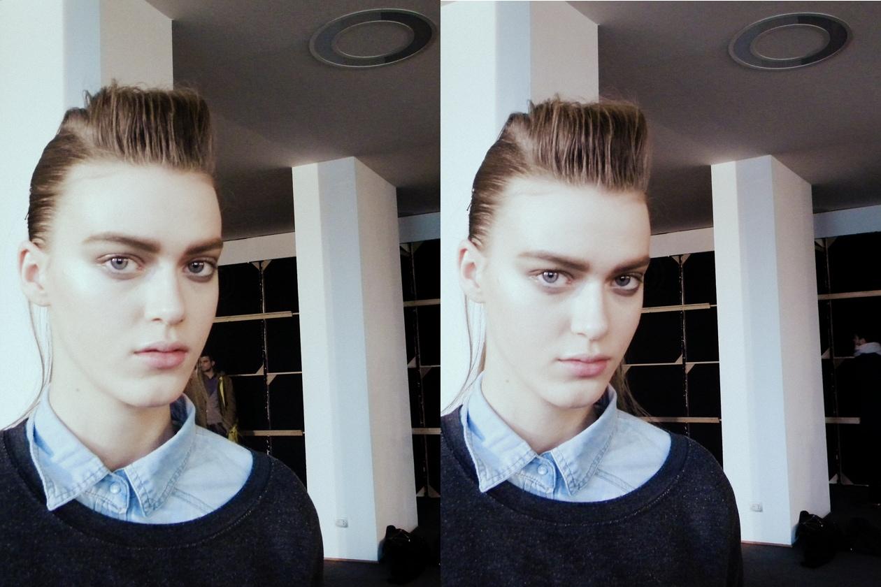 Volumi scolpiti per i capelli