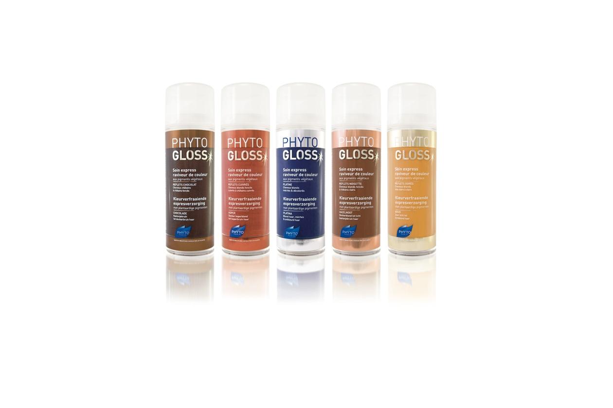 beauty prodotti per capelli colorati PHYTOGLOSS COLLECTION HD