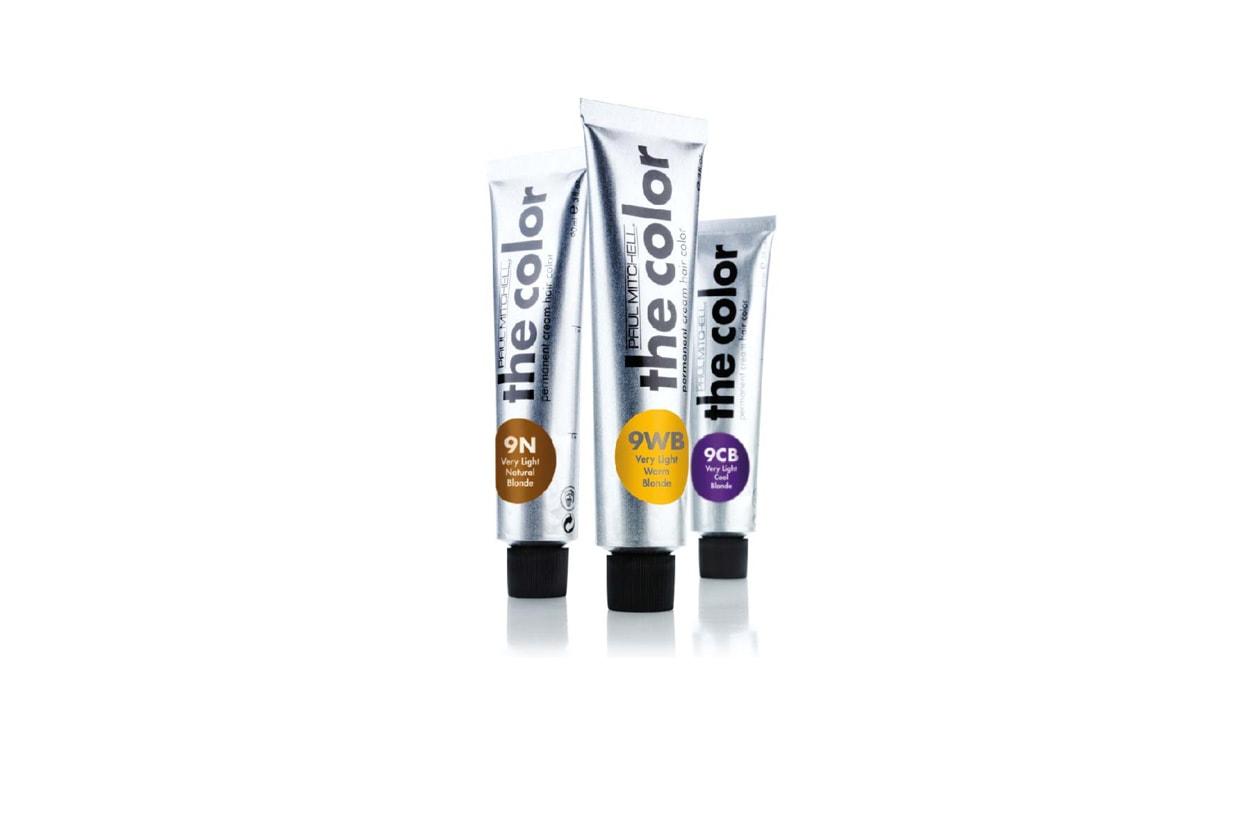 beauty prodotti per capelli colorati pm the color1