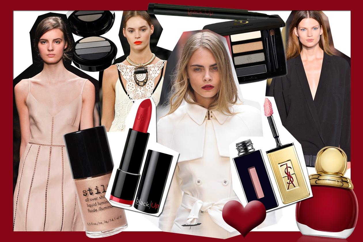 Make up: i migliori look per San Valentino
