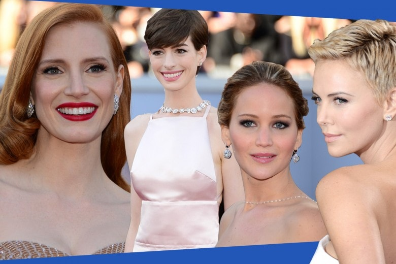 Oscar 2013: i beauty look più belli scelti da Grazia.IT