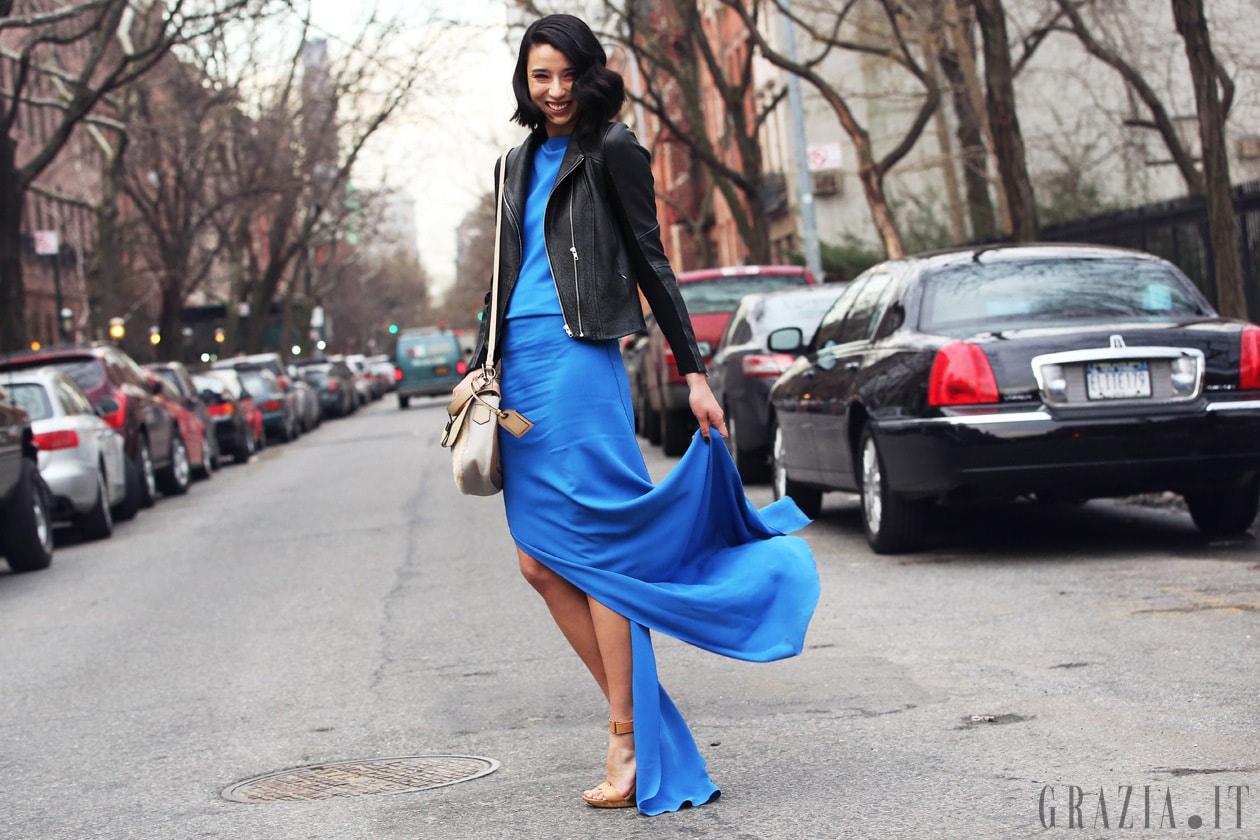 New York Fashion Week: Street Style del 13 Febbraio