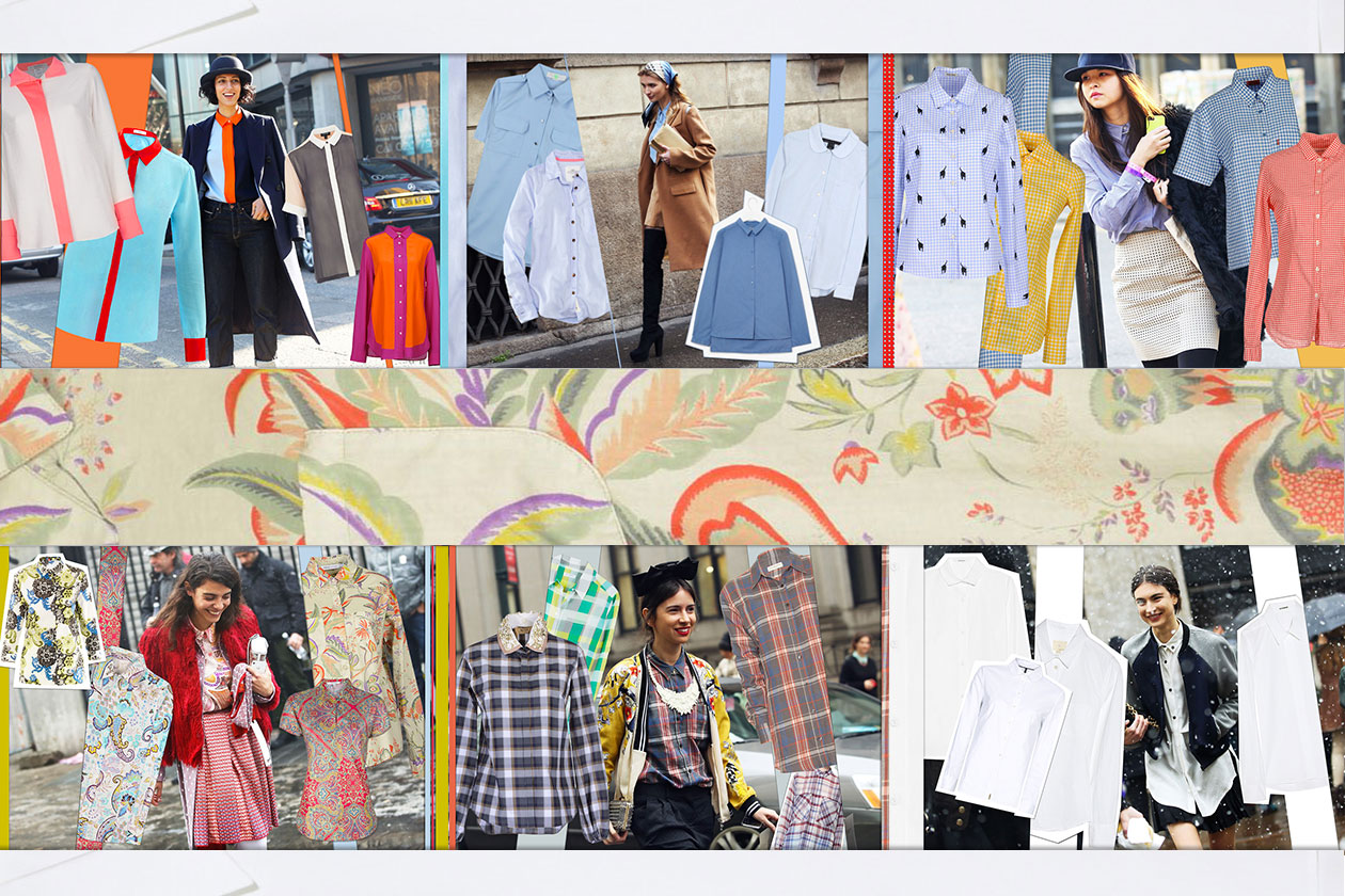 00 Fashion Camicie Cover Collage