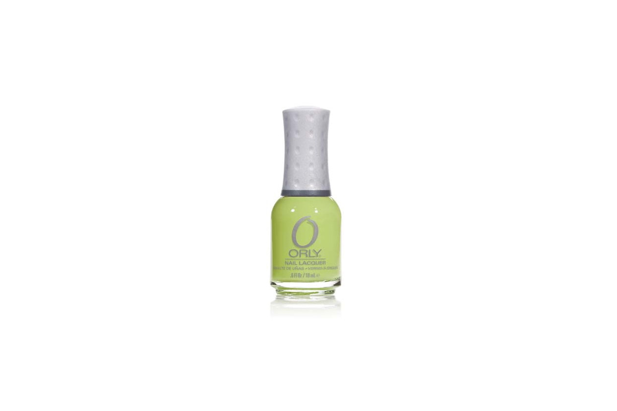 07 orly green apple