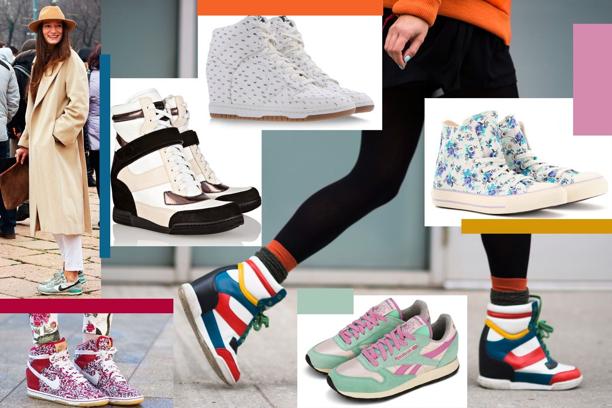 10 collage sporty