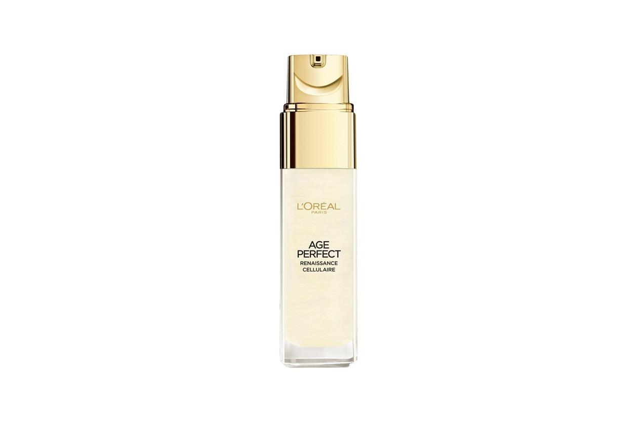 Accelera il rinnovamento cellulare e la rigenerazione cutanea l'Age Perfect Renaissance Cellulaire di L'Oréal Paris