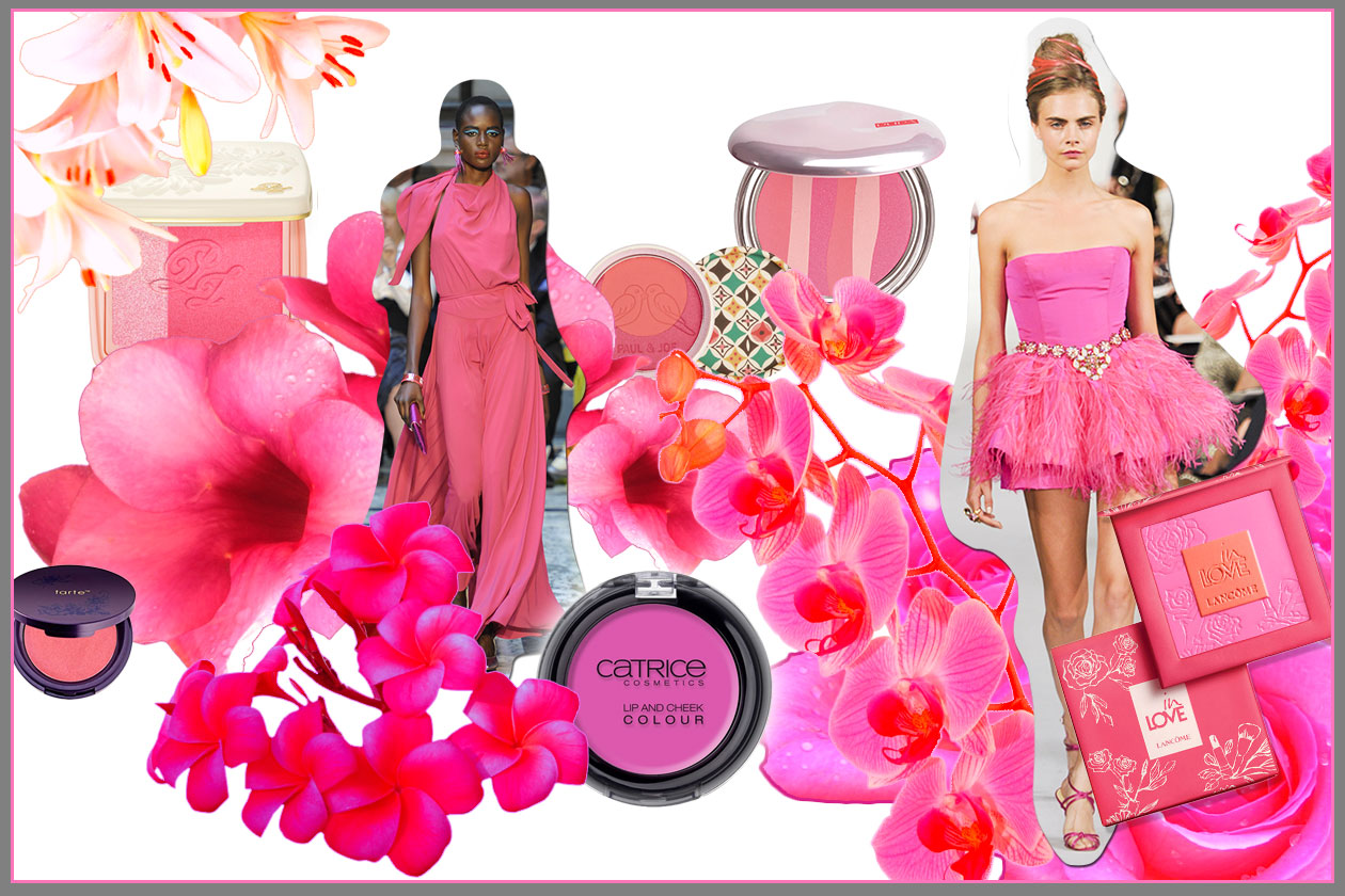 Beauty Make up in rosa 00 Cover Collage