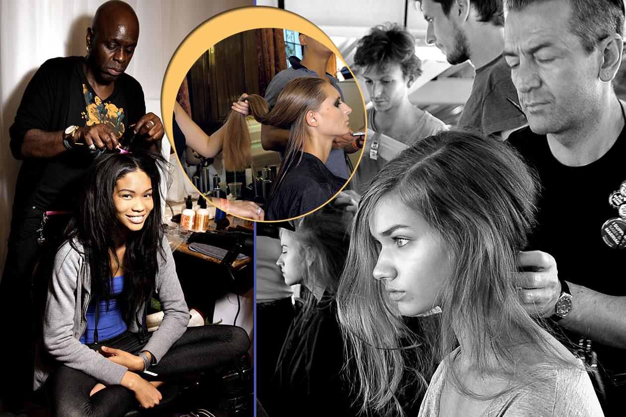 Beauty Prodotti capelli termoprotettori Cover Collage