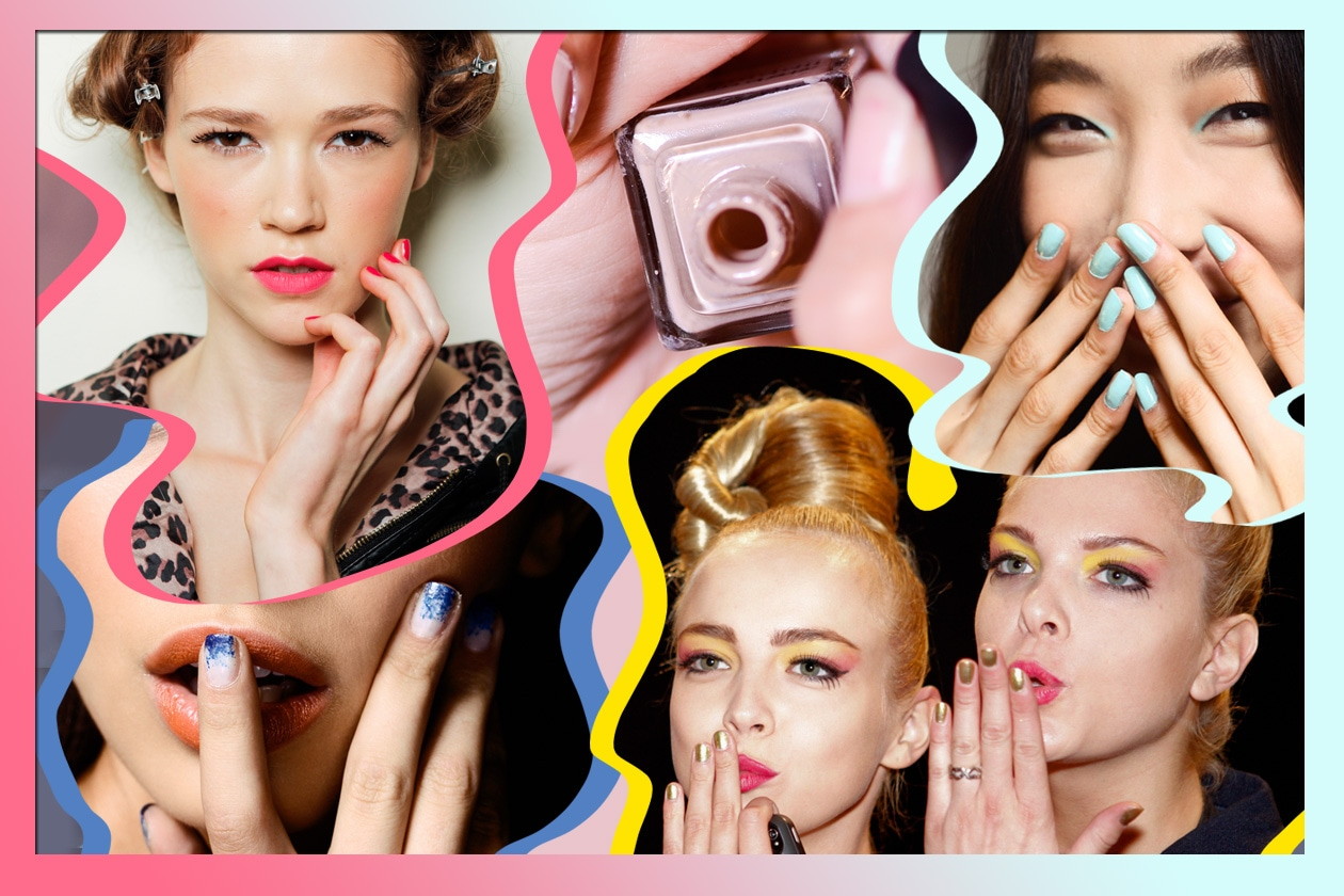 COVER nail trend 2013