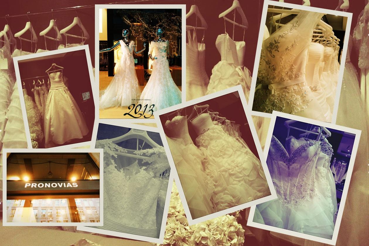 COVER sposa pronovias