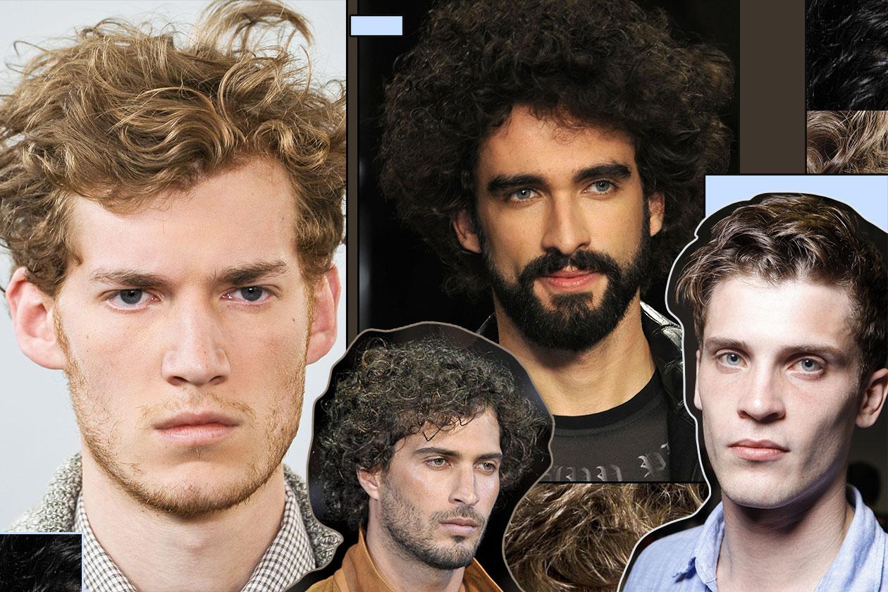 Chiome morbide che ispirano voglia di libertà: l'hairstyling al maschile rifiuta tagli rigorosi e netti. I consigli di Grazia.IT