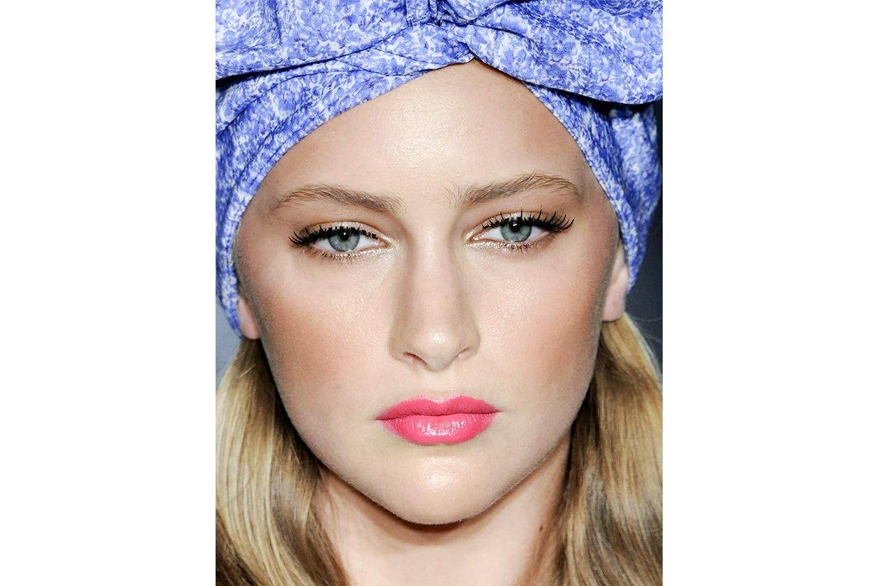 Dedicato alle pink addicted il make up firmato Luisa Beccaria