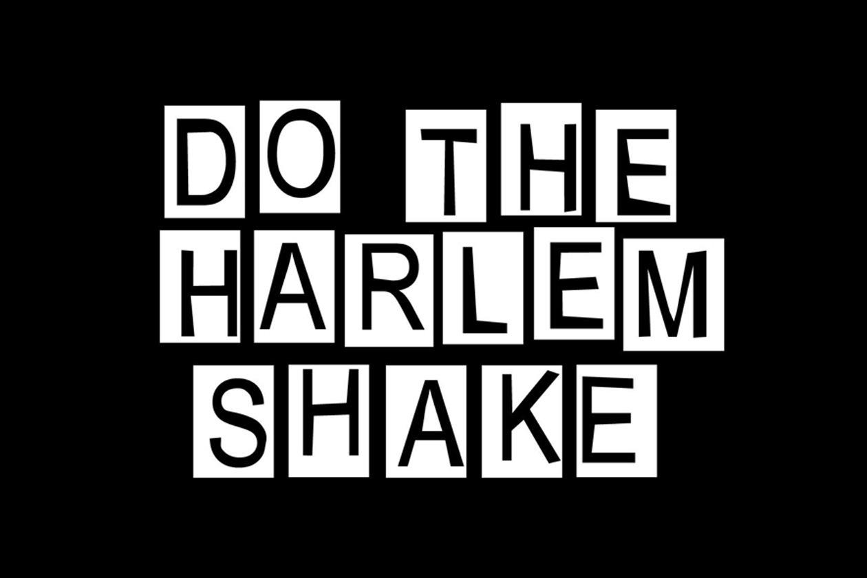 Do The Harlem Shake 1
