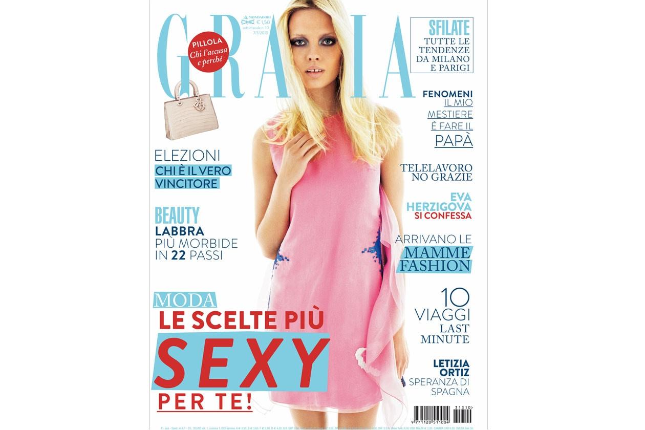 Grazia 10 2013