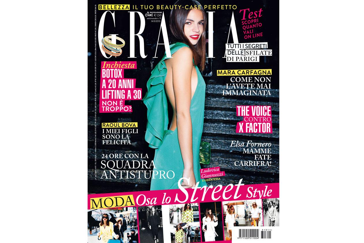 Grazia 11 2013