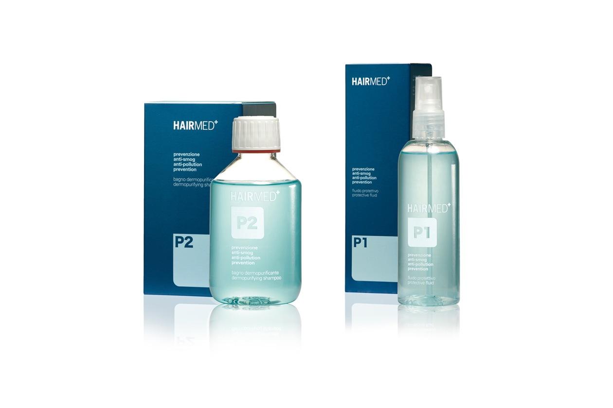 Hairmed p2 bagno dermolpurificante
