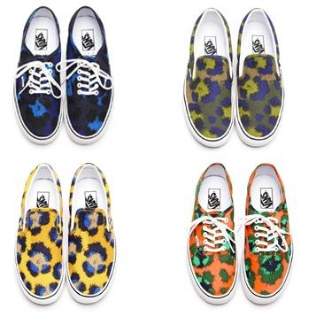 Kenzo e Vans presentano la quarta mini collezione