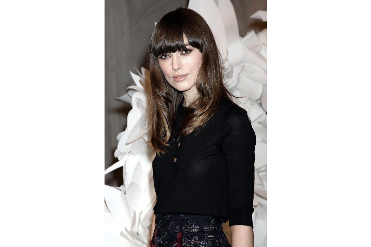 Look acqua e sapone alla sfilata Chanel del 2009