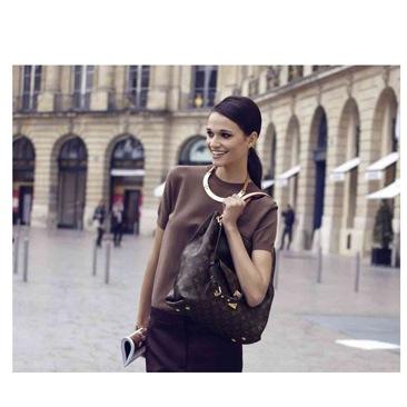 Louis Vuitton presenta la hobo bag Métis