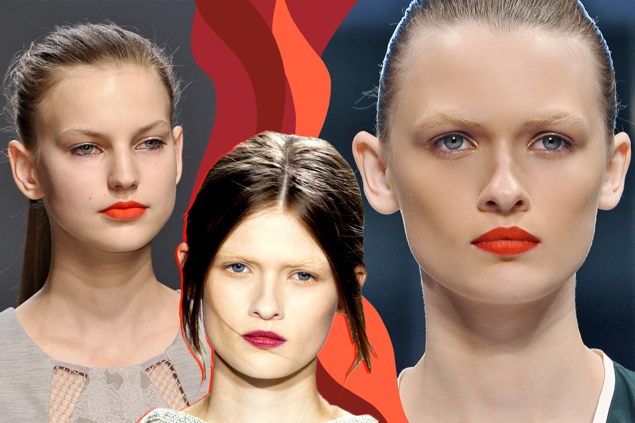 MakeUpTrends Primavera anticipo vol2 Paul Smith bty S13 Richard Nicoll bty S13 Ports 1961 bty S13