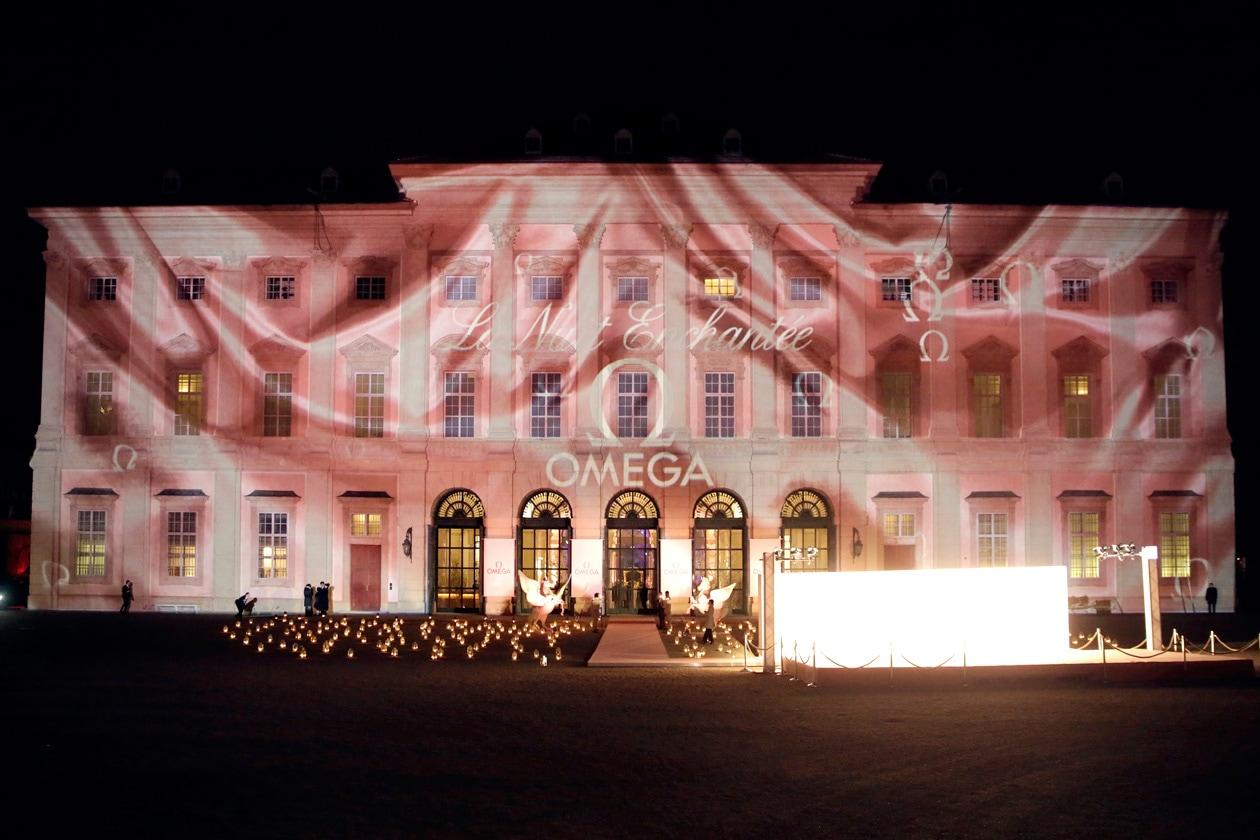 NK in Vienna La Nuit Enchantee