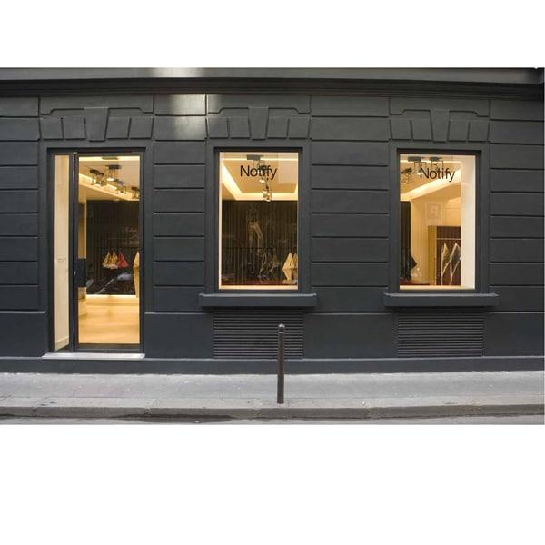 Notify Denim Workshop inaugura a Parigi