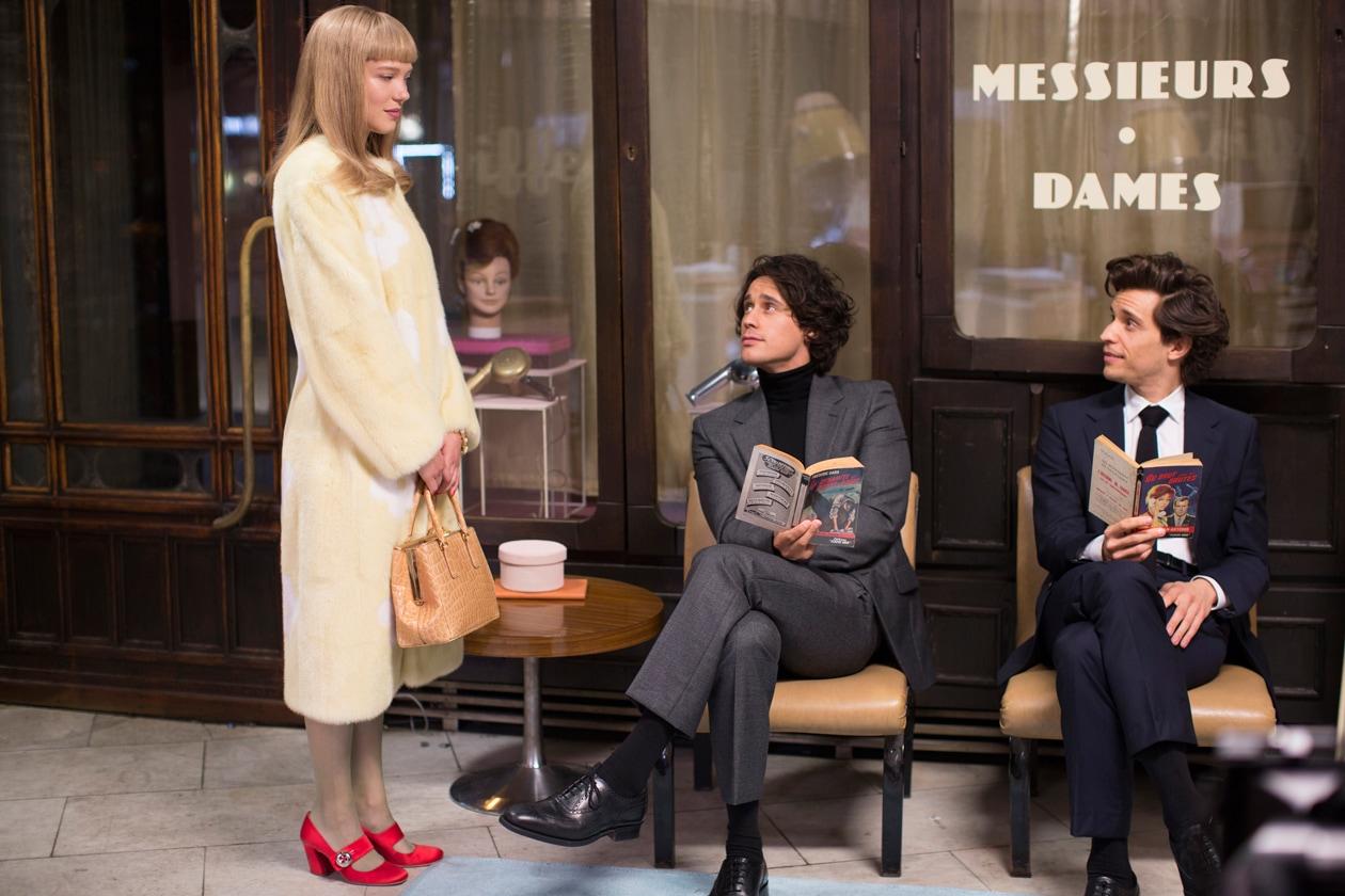 Tre episodi per svelare l'anima di Candy L'Eau. Protagonista l'attrice francese Léa Seydoux diretta da Wes Anderson e Roman Coppola