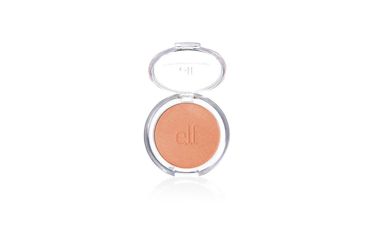 Una consistenza setosa per un tocco di luce sul viso con la Healthy Glow Bronzing Powder di Eyes Lips Face