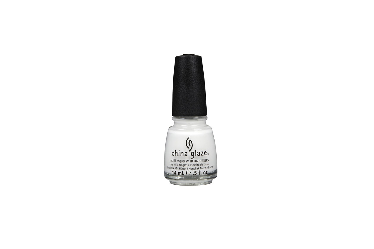 White on White di China Glaze è una lacca must have