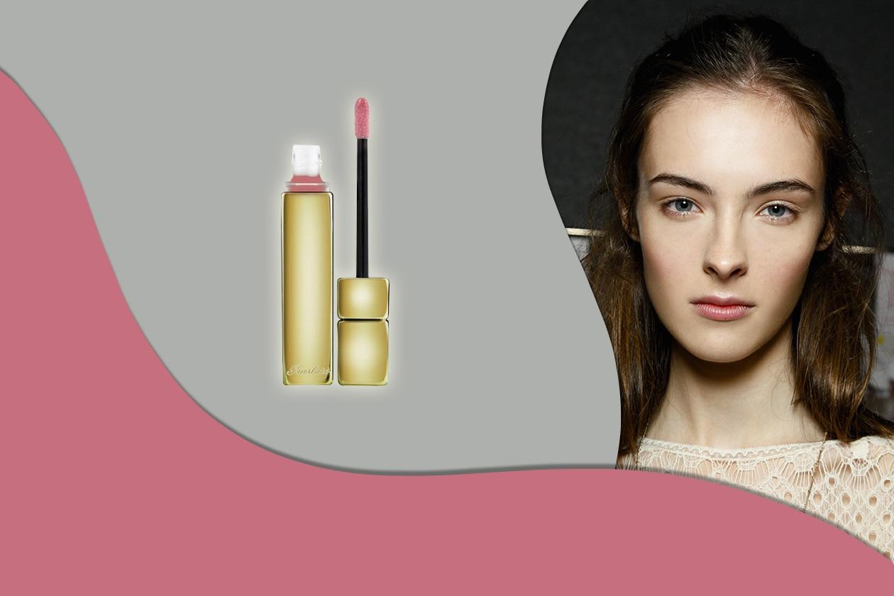 bocca di rosa Blugirl guerlain kisskiss essence de gloss baie rose