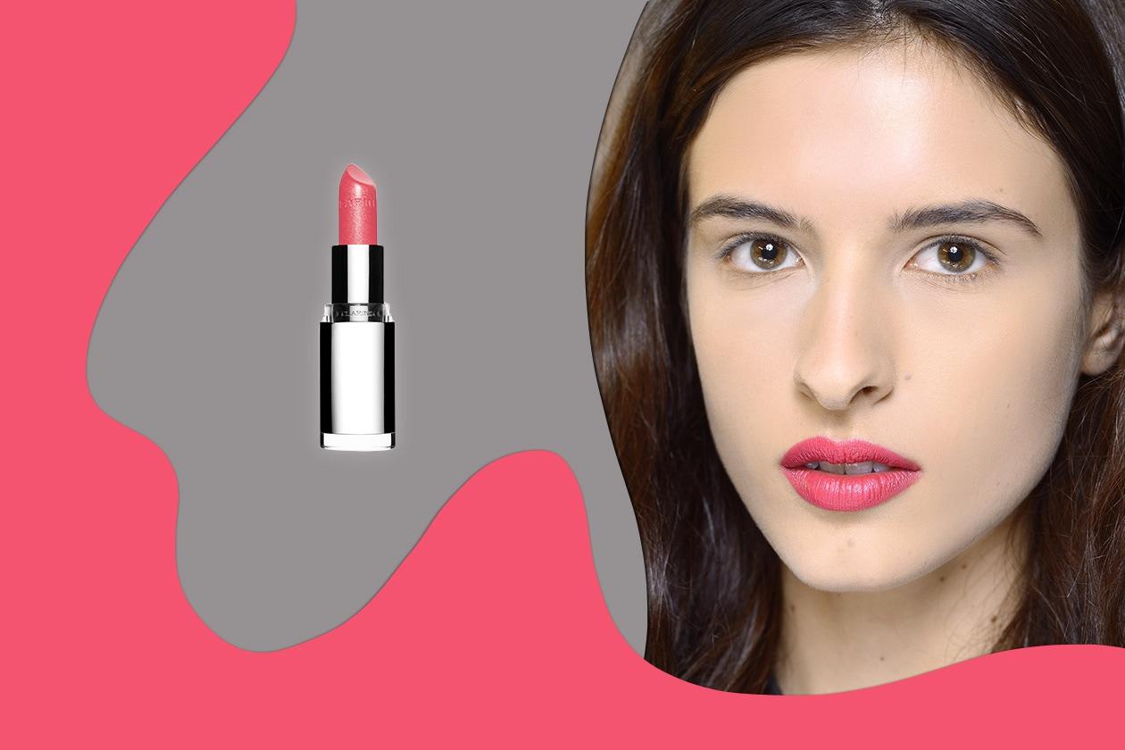 bocca di rosa D Van Noten clarins Joli Rouge Brillant sorbet